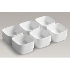 "Prep Bowls (Set Of 6) for Stages 33"" and 45"" Sinks (Set of 6)"