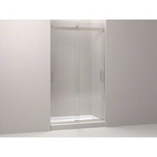 Levity Rear Sliding Glass Panel and Assembly Kit for use with K-706013 Shower Door
