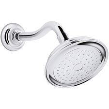 Artifacts Single-Function 2.5 GPM Showerhead with Katalyst Spray