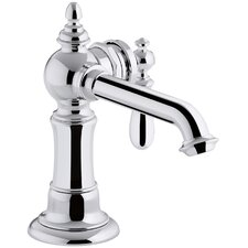 Artifacts Single-Handle Bathroom Sink Faucet