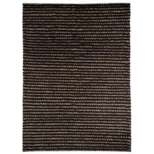 Wool Rasta Brown Area Rug