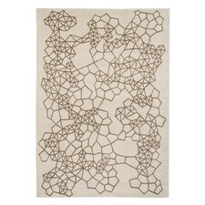 <strong>Gandia Blasco</strong> Hand Tufted Materia Brown Rug