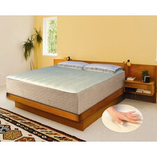 "14"" Eclipse Deluxe Cashmere Memory Foam Mattress"
