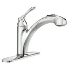 <strong>Moen</strong> Banbury Single Handle Kitchen Faucet