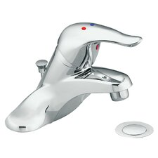 <strong>Moen</strong> Chateau Centerset Bathroom Faucet with Single Lever Handle