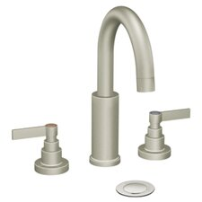Solace Widespread Bathroom Faucet