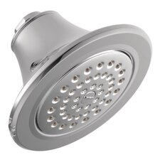 "Showering Acc Premium One-Function 5-7/8"" Diameter Eco-Performance Showerhead"