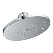 "Showering Acc Premium One-Function 8"" Diameter Rainshower Showerhead"