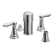 Weymouth Two Handle Bidet Faucet