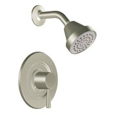 Moen Level Posi-Temp Thermostatic Shower Faucet Trim with Lever Handle