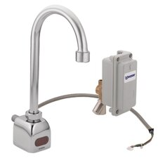 M-Power Sensor-Operated Electronic Centerset Bathroom Faucet