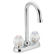 Chateau Two Handle Centerset Bar Faucet