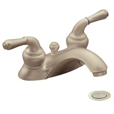 Dryden Double Widespread Bathroom Faucet with Double Handles