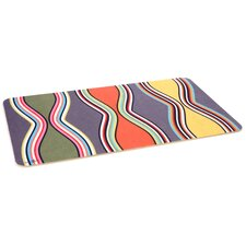 Wave Floor Mat