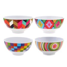 Multi Mini Bowls (Set of 4)