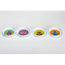 Superhero Kids Bowls (Set of 4)