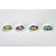 <strong>French Bull</strong> Jungle Kids Bowls (Set of 4)