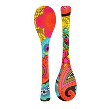 Raj Salad Servers (Set of 2)