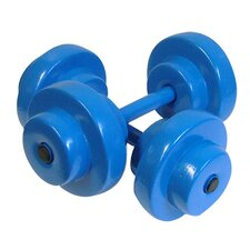 Super Soft Fitness Gear Bar Bell (Set of 2)