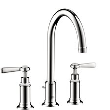 <strong>Hansgrohe</strong> Axor Montreux Widespread Faucet with Lever Handle