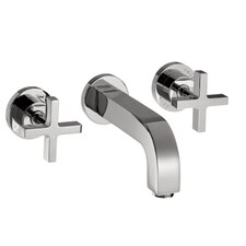 Axor Citterio Wall Mounted Faucet with Cross Handle