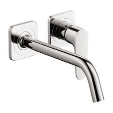 <strong>Hansgrohe</strong> Axor Citterio M Single Handle Wall Mounted Faucet