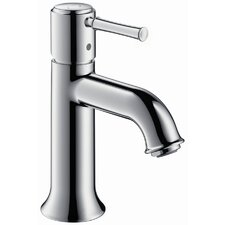 <strong>Hansgrohe</strong> Talis Classic Single Hole Bathroom Faucet with Single Handle