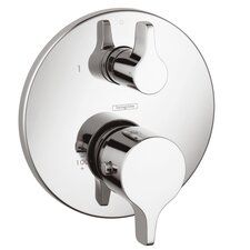 <strong>Hansgrohe</strong> Thermostatic Shower Faucet Trim with Volume Control