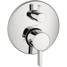 S Thermostatic Shower Trim with Volume Control