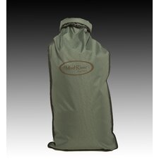 The Hoss Dog Food Travel Bag in Green