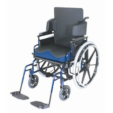 Side Hugger Standard Wheelchair Back with Lateral Support