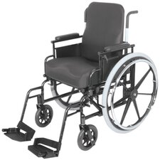 Comfort Back with Lumbar Support Wheelchair Cushion