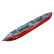 <strong>Innova Kayak</strong> Helios II EX Inflatable Kayak in Red / Gray