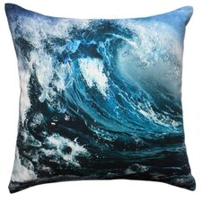 Colossal Wave Decorative Pillow
