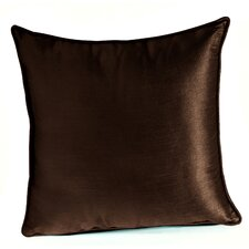 Faux Silk Polyester Decorative Pillow