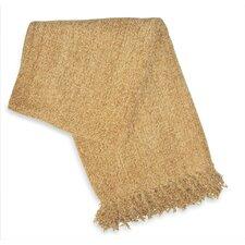 Diva Chenille Viscose Throw Blanket
