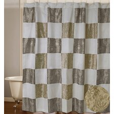 <strong>Jovi Home</strong> Enchanted Polyester Shower Curtain