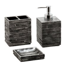 Urban 3 Piece Bath Accessory Set