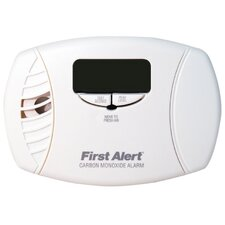 <strong>First Alert</strong> Carbon Monoxide Alarm with Backlit