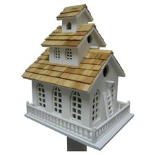 Classic Series Chapel Bell Birdhouse