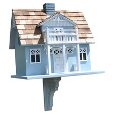 <strong>Home Bazaar</strong> Classic Series Danish Cottage Birdhouse