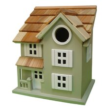 <strong>Home Bazaar</strong> Fledgling Series Townhouse Birdhouse