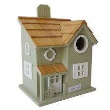 Nestling Cottage Birdhouse