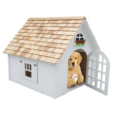 Bark-itecture Victorian Dog House