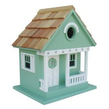 Beachcomber Sand Dollar Cottage Hanging Birdhouse
