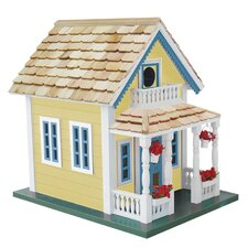 Classic Series Newburyport Cottage Free Standing Birdhouse