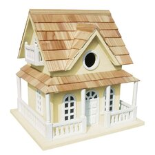 Classic Series Cape May Cottage Bird House