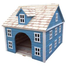 Nantucket Colonial Dog House
