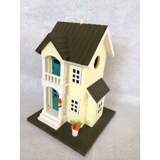 Hatchling Series Main Street Cottage Hanging Birdhouse