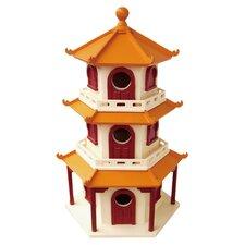Signature Pagoda House Birdhouse